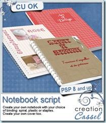cass-Notebook