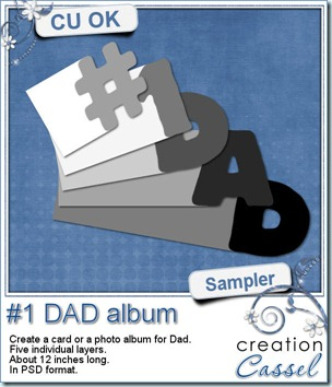 cass-WordAlbum-DAD