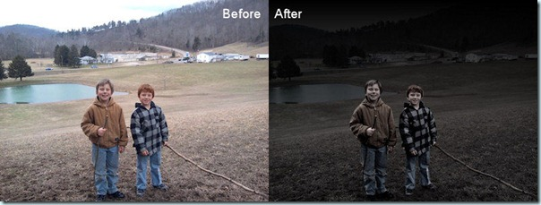 Subject-before-After