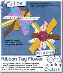 cass-RibbonTagFlower