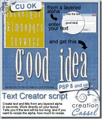 cass-TextCreator