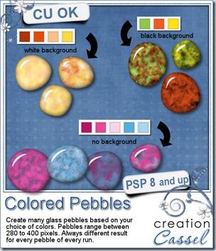 cass-ColoredPebbles