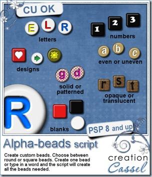 cass-Alpha-beads