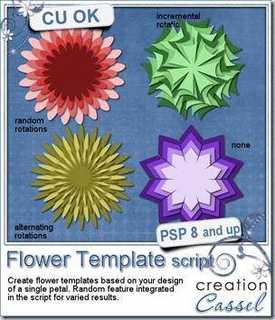 cass-FlowerTemplate