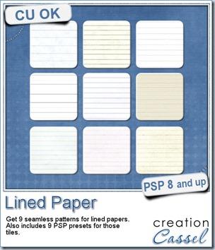 cass-LinedPapers