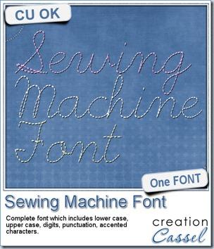 cass-SewingMachineFont