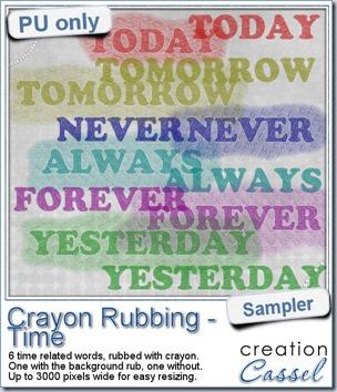 cass-CrayonRubbing-sample-time