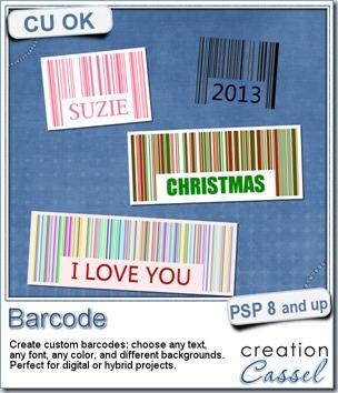 cass-Barcode
