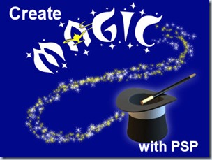 CreateMagicWithPSP