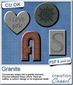 cass-Granite