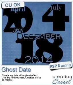 cass-GhostDate
