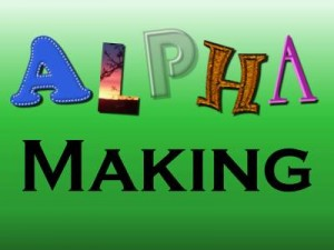 AlphaMaking