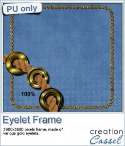 Eyelet Frame