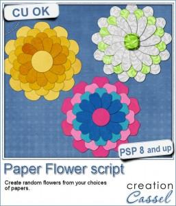cass-PaperFlower
