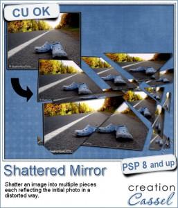 Shattered Mirror script
