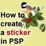 How-to-create-a-sticker-in-PSP