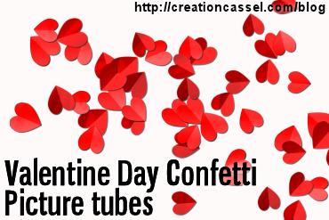 ValentineDay Confetti