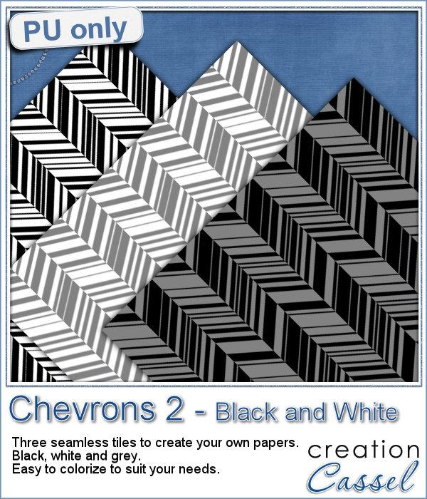 Chevrons pattern seamless tiles