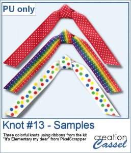 Knot samples for free
