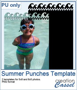 Summer theme template