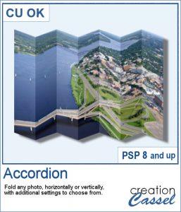 Accordion script for PaintShop Pro