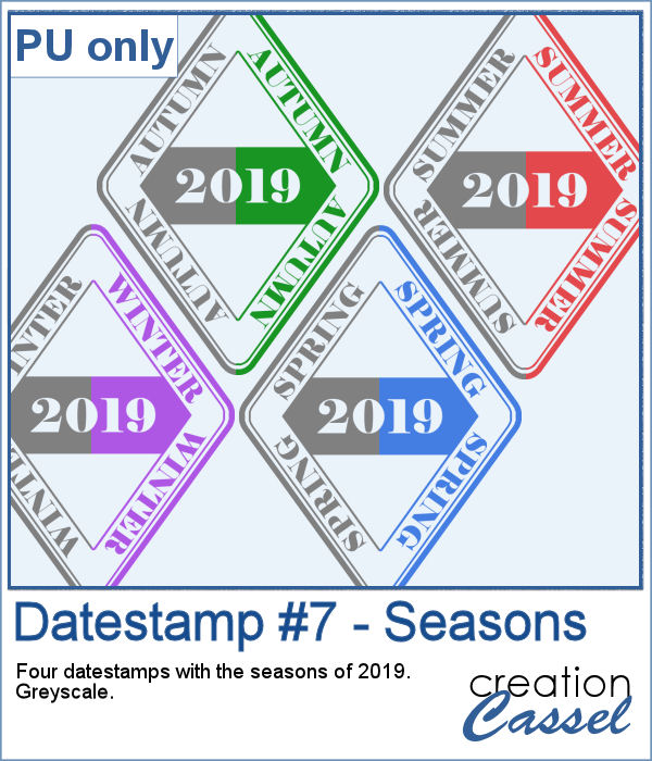 Datestamps in png format