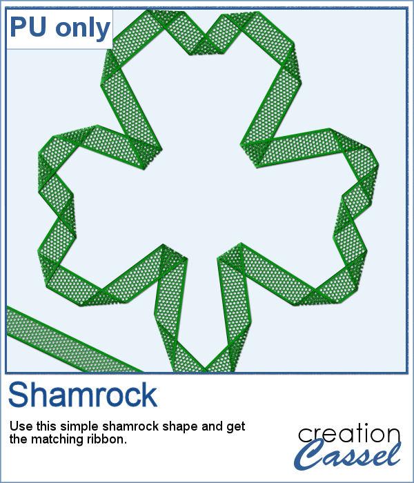 Shamrock in PNG format