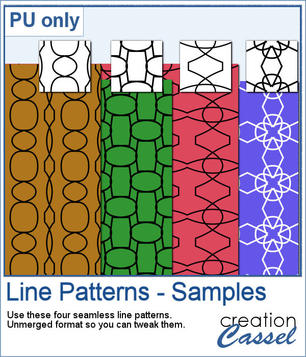 Line Pattern tiles