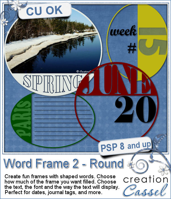 word frame 2 - round - psp script word frame 2